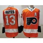 NHL Philadelphia Flyers #13 Kevin Hayes Orange New Adidas jersey