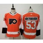 Youth Philadelphia Flyers #53 Shayne Gostisbehere Orang Adidas Jersey