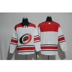 NHL Carolina Hurricanes White Adidas Jersey