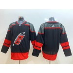 NHL Carolina Hurricanes Black Adidas Jersey
