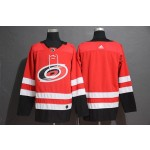 NHL Carolina Hurricanes Red Drift Fashion Adidas Jersey