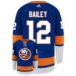 NHL New York Islanders #12 Josh Bailey Blue Adidas Jersey
