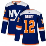 NHL New York Islanders #12 Josh Bailey Blue Alternate Adidas Jersey
