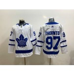 NHL Toronto Maple Leafs #97 Joe Thornton White adidas jersey