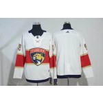 NHL Florida Panthers Blank White Adidas Jersey