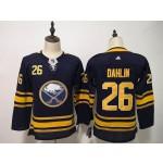 Women Buffalo Sabres #26 Rasmus Dahlin Navy blue Adidas Jersey