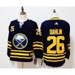 Youth Buffalo Sabres #26 Rasmus Dahlin Navy blue Adidas Jersey