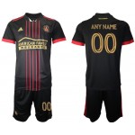 21-22 Atlanta United Any name Black Jesery(Name and number remark in comment column)