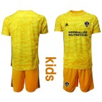 20-21 Los Angeles Galaxy Yellow Jersey