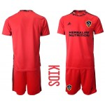 20-21 Los Angeles Galaxy red Jersey