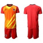 20-21 France Red Jersey