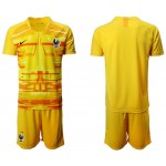 20-21 France yellow Jersey
