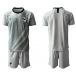 20-21 France Gray Jersey